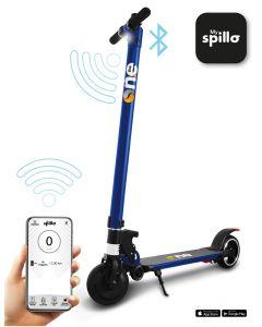 Monopattino Elettrico Spillo Pro Blu 350 W