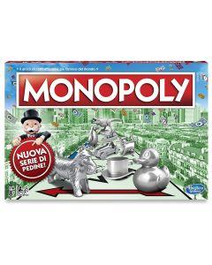 Hasbro 21187416 - Monopoly italiano