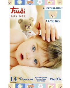 Trudi Pannolini Dry Fit XL - 15/30 KG