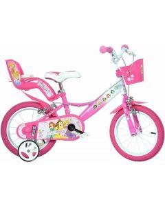 Bici Principesse 14'' - Dino Bikes