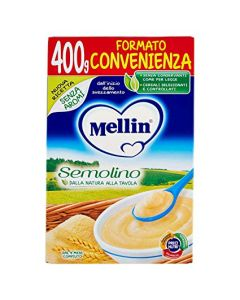 Mellin Crema Semolino - 400 gr