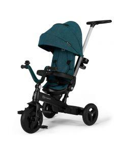 Kinderkraft 5-in-1 triciclo TWIPPER - verde