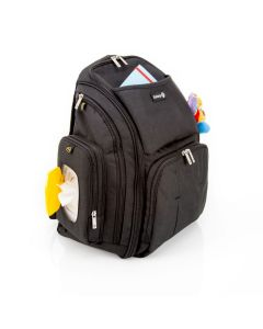 Safety 1st - Zaino Back Pack Nero